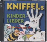 KNIFFEL's Kinderlieder Vol. 2  - Doppel CD