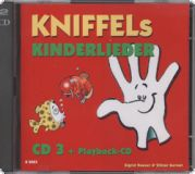 KNIFFEL's Kinderlieder Vol. 3 - Doppel CD