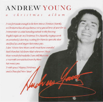 Andrew Young - a christmas album
